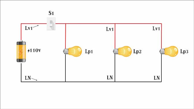 Circuito En Paralelo : Conexión e instalación de un circuito en paralelo